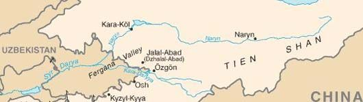 20 000 kms en Tricycle couché n°8 ter ou rouler au Kazakhstan SourceSyr-Daria